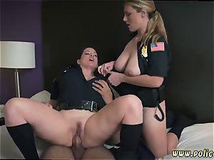 black s gobbling bung Noise Complaints make dirty whore cops like me moist for enormous