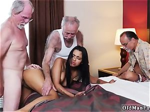daddy instructs patron compeer s daughter how to wrestle Staycation with a latin hotty