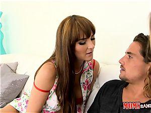 spunk junkies Alexis Adams and Bianca Breeze mess around with Tyler Nixon