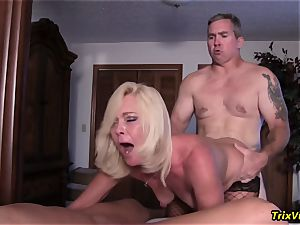 gang fuck the Stripper with Ms Paris Rose