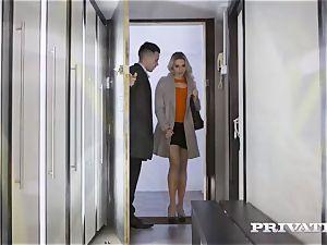 Private.com - Mia Malkova nails in the ass-pipe