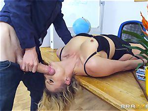 Brittany Bardot luvs getting slapped