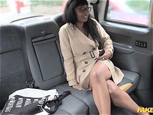 fake cab high heels and cool blow-job lips