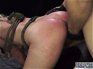 violent anal gang-fuck nubile Mia clit was on her way to get some tacos, takes a wrong turn
