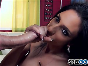 Jaclyn Taylor facehole humping