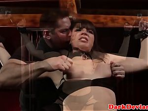 tied squealing crud analized and deepthroated