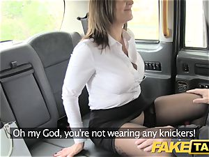 fake taxi office damsel in tights tossing salad anal invasion fuck-fest