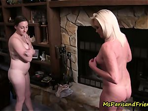 Ms Paris Rose in pussy, Maid to Order
