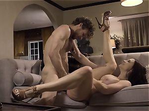 Spoiled pt two Chanel Preston gets her hot vulva handled