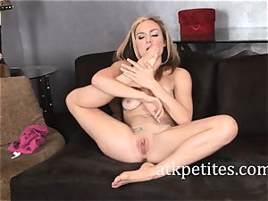 puny Taylor Dare Gives You a showcase With Her soles