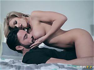 nut deep in cuckold wifey Jessa Rhodes