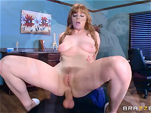 Patient Penny Pax poked by fat dicked physician