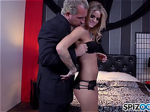 Jessa Rhodes jiggly tight beaver is poked by a massive stiffy