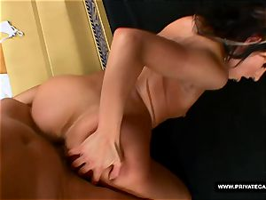 Czech Victoria Rose Visits Private's casting couch