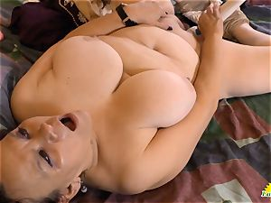 LatinChili super-steamy big-chested grandmother Solos Compilation