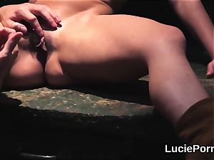 fledgling lezzie damsels get their tastey cootchies licked and plowed