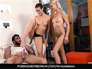 insatiable INLAWS - Alexis Crystal spunky taboo pulverize