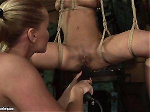 Kathia Nobili love boinking the super-fucking-hot female with faux-cock