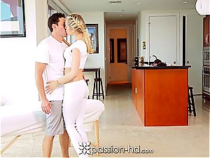 Alli Rae getting fondled and torn up