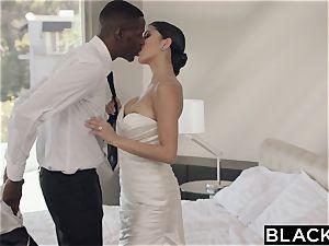 BLACKED beautiful Model Sophia Leone Gets first big black cock