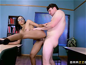 Anya Ivy porked in her wet beaver